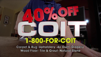 COIT TV Spot, 'Andrea: 40% Off' - Thumbnail 7