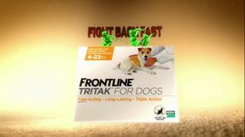 Frontline Tritak for Dogs TV Spot - Thumbnail 5