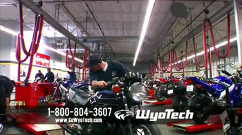 WyoTech TV Spot, 'Top Riders' - Thumbnail 5