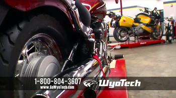 WyoTech TV Spot, 'Top Riders' - Thumbnail 6