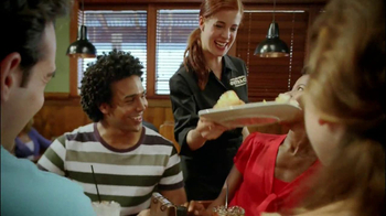Outback Steakhouse Great Barrier Eats TV Spot - Thumbnail 10