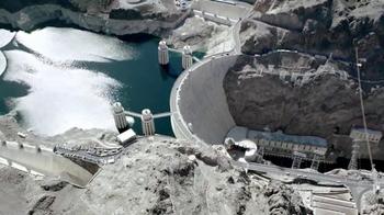 GMC Sierra TV Spot, 'Hoover Dam' - Thumbnail 1