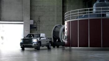 GMC Sierra TV Spot, 'Hoover Dam' - Thumbnail 4