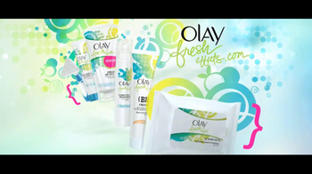Olay Fresh Effects Skin Care TV Spot - 4650 commercial airings