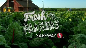 Safeway TV Spot, 'Freshest Produce' - 391 commercial airings