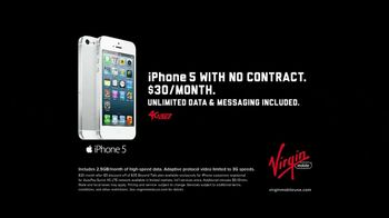 Virgin Mobile TV Spot for iPhone with No Contract - Thumbnail 9