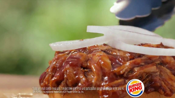 Burger King Memphis Pulled Pork Sandwich TV Spot - Thumbnail 5