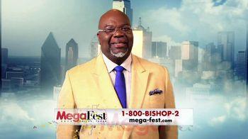 Mega-Fest TV Spot Featuring Bishop T.D. Jakes