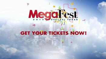 Mega-Fest TV Spot Featuring Bishop T.D. Jakes - Thumbnail 8