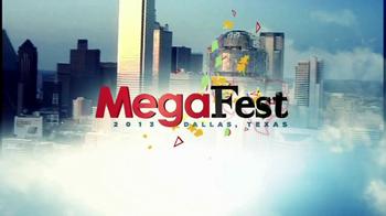 Mega-Fest TV Spot Featuring Bishop T.D. Jakes - Thumbnail 2
