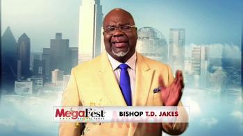 Mega-Fest TV Spot Featuring Bishop T.D. Jakes - Thumbnail 3