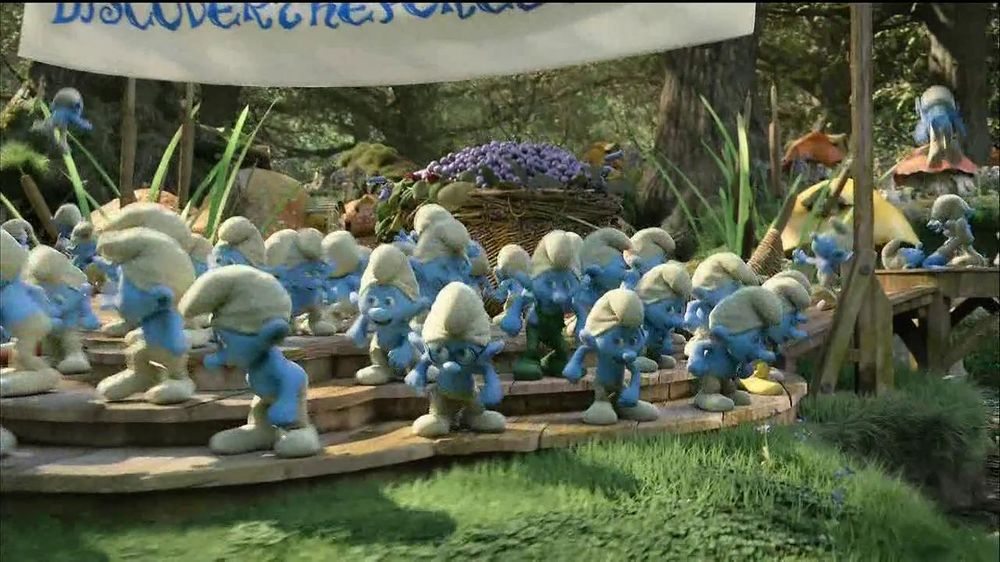 Discover the Forest TV Commercial, 'Smurfs'