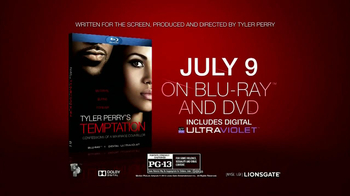 Temptation Blu-ray and DVD TV Spot
