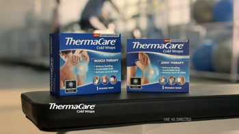 ThermaCare Cold Wraps TV Spot - Thumbnail 10