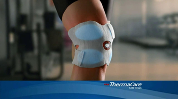 ThermaCare Cold Wraps TV Spot - Thumbnail 5