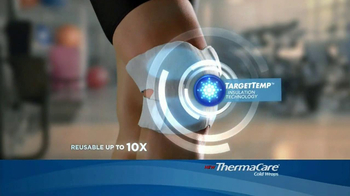 ThermaCare Cold Wraps TV Spot - Thumbnail 6