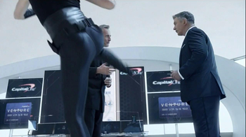 Capital One Purchase Eraser TV Spot, 'End of the Line' Feat. Alec Baldwin - Thumbnail 10