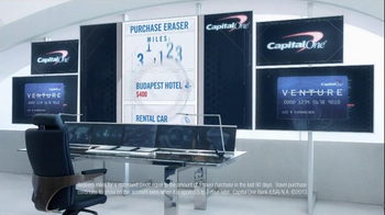 Capital One Purchase Eraser TV Spot, 'End of the Line' Feat. Alec Baldwin - Thumbnail 7