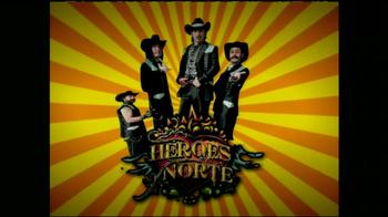 Heroes del Norte: Segunda Temporada TV Spot [Spanish] - Thumbnail 1