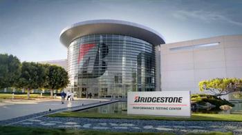 Bridgestone TV Spot Featuring Mathew Stafford, Michelle Beadle - Thumbnail 1