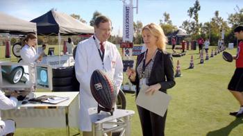 Bridgestone TV Spot Featuring Mathew Stafford, Michelle Beadle - Thumbnail 2
