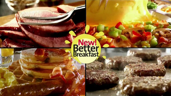 Golden Corral Weekend Breakfast TV Spot, 'Better Breakfast, Better Price' - Thumbnail 4