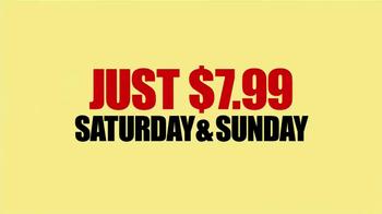 Golden Corral Weekend Breakfast TV Spot, 'Better Breakfast, Better Price' - Thumbnail 5