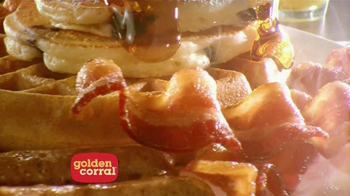 Golden Corral Weekend Breakfast TV Spot, 'Better Breakfast, Better Price' - Thumbnail 7