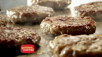 Golden Corral Weekend Breakfast TV Spot, 'Better Breakfast, Better Price' - Thumbnail 8