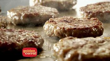 Golden Corral Weekend Breakfast TV Spot, 'Better Breakfast, Better Price' - Thumbnail 8