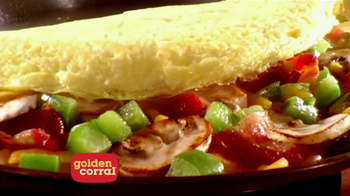 Golden Corral Weekend Breakfast TV Spot, 'Better Breakfast, Better Price' - Thumbnail 9