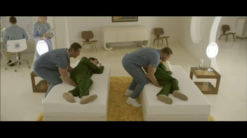 Tempur-Pedic Tempur-Choice TV Spot, 'Sleeping Apart'