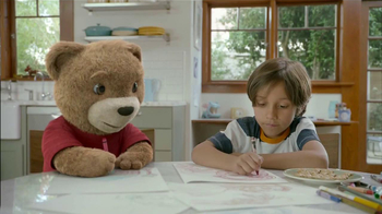 Honey Maid Teddy Grahams TV Spot, 'Dibujo' [Spanish] - Thumbnail 1