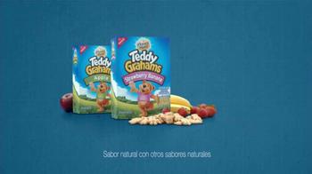 Honey Maid Teddy Grahams TV Spot, 'Dibujo' [Spanish] - Thumbnail 8
