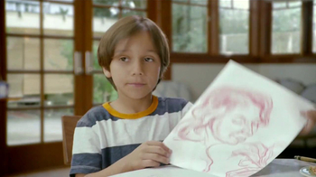 Honey Maid Teddy Grahams TV Spot, 'Dibujo' [Spanish] - Thumbnail 2