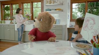 Honey Maid Teddy Grahams TV Spot, 'Dibujo' [Spanish] - Thumbnail 4
