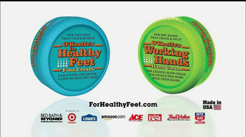 O'Keeffe's for Healthy Feet TV Spot - Thumbnail 10