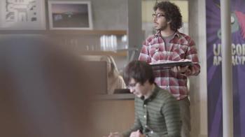 Samsung Galaxy Note 10.1 TV Spot, 'Meeting with Tim Burton' - Thumbnail 2