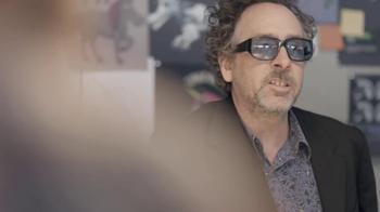 Samsung Galaxy Note 10.1 TV Spot, 'Meeting with Tim Burton' - Thumbnail 4