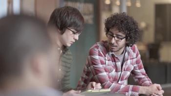 Samsung Galaxy Note 10.1 TV Spot, 'Meeting with Tim Burton' - Thumbnail 5