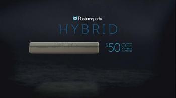 Sealy Posturepedic Hybrid TV Spot - Thumbnail 7