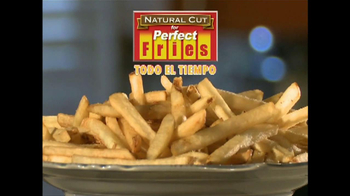 Perfect Fries de Natural Cut TV Spot [Spanish] - Thumbnail 7