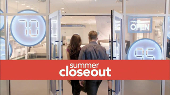 Sleep Number Summer Closeout TV Spot - Thumbnail 3