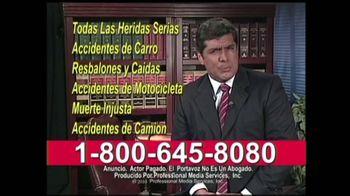 Lawyers Group TV Spot [Spanish]