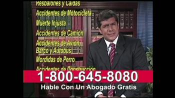 Lawyers Group TV Spot [Spanish] - Thumbnail 4