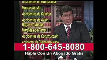 Lawyers Group TV Spot [Spanish] - Thumbnail 5