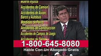 Lawyers Group TV Spot [Spanish] - Thumbnail 6