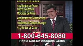 Lawyers Group TV Spot [Spanish] - Thumbnail 7