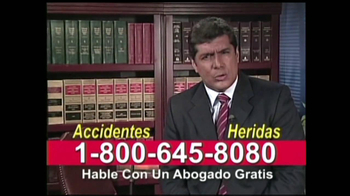 Lawyers Group TV Spot [Spanish] - Thumbnail 8