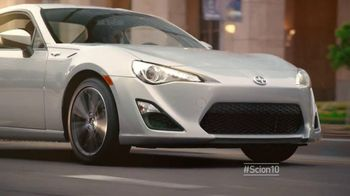 Scion 10 Series TV Spot, '10 Years of Tracks' Song by Jeesh
